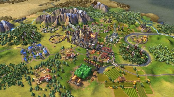 Игры серии Civilization