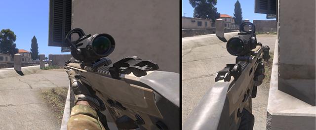 Разница между Q / E и CTRL + A / D - Движение - Основы геймплея - Arma III - Бета - Руководство по игре и прохождение