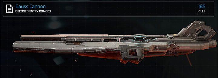 Гаусс-пушка - самое мощное регулярное оружие в Doom - Все оружие в Doom - Основы - Руководство по игре в Doom и прохождение игры