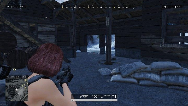 M4A1 - add a handle to this rifle and you will get a weapon with great ballistics and high damage - The best weapons available in Ring of Elysium - Weapons and equipment - Ring of Elysium Guide and Tips