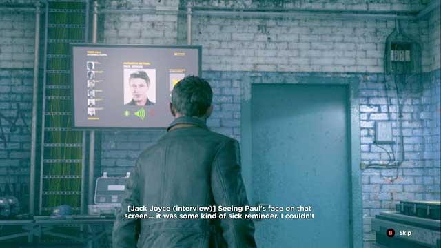 Paul on TV. - Quantum Ripples - Secrets - Quantum Break - Game Guide and Walkthrough