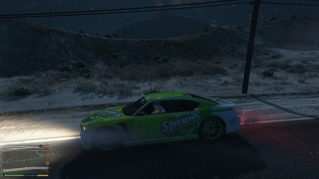 Sprunk Buffalo. - Stock Car Racing - Other Quests - Grand Theft Auto V Game Guide