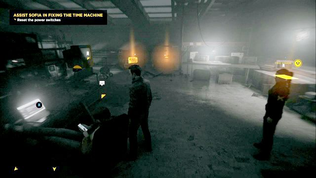 The order of collectibles can differ, depending on your choices made in Junction 1. - Quantum Ripples - Secrets - Quantum Break - Game Guide and Walkthrough