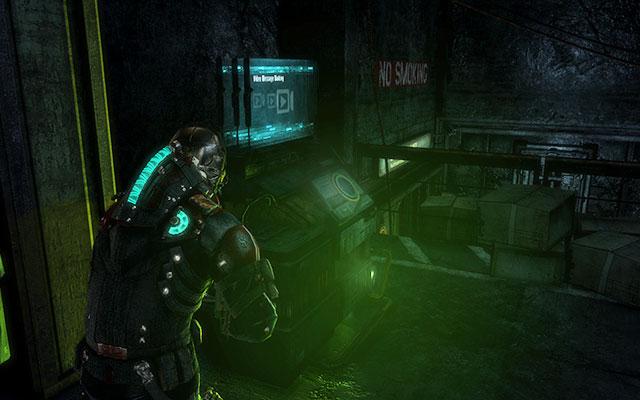 В самом низу используйте интерфейс, чтобы разблокировать следующие ворота - Investigate Artifact Storage    Побочные миссии: Хранение артефактов - Побочные миссии: Хранение артефактов - Dead Space 3 Game Guide