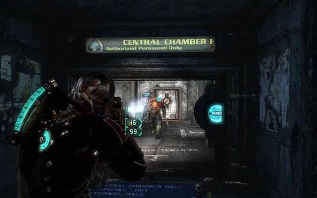 В соседней комнате вы найдете рабочий стол и несколько шкафчиков - отыщите все, что пережило чистку    Побочные миссии: Службы утилизации - Побочные миссии: Службы утилизации - Dead Space 3 Game Guide