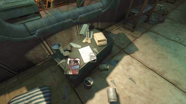 Another items to look through. - Comm station | Collectibles in SOMA Game - Collectibles - SOMA Guide
