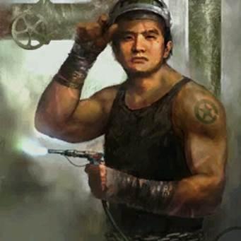 Такаюки специализируется на рукопашном бою.  - NPC, которые могут быть зачислены в партию    Вечеринка - Вечеринка - Wasteland 2 Game Guide & Walkthrough