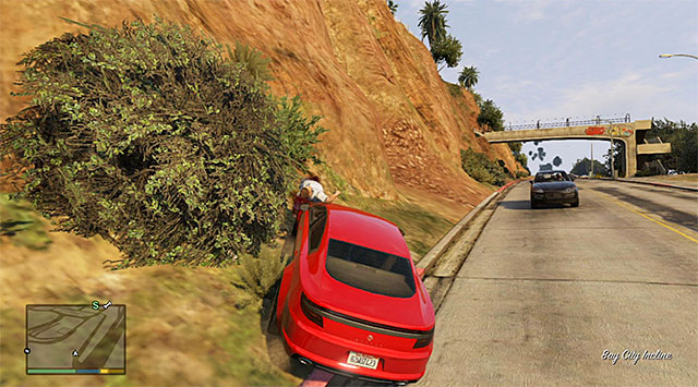The easiest way is to slam the vehicle into the robber - Mugging (1-3) - Random events - Grand Theft Auto V Game Guide