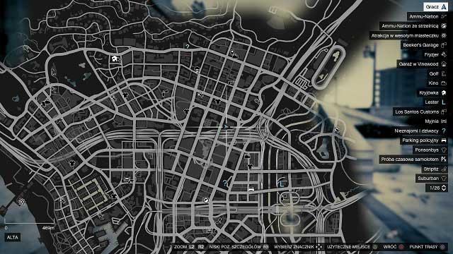 Ратуша.  - Надписи - Тайна убийства - Руководство по игре Grand Theft Auto V