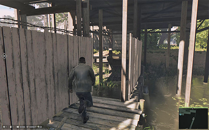 This magazine is located in the camp in the swamps - Hot Rod magazines | Secrets - Secrets - Mafia III Game Guide