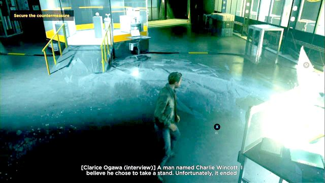 Charlies ID. - Intel - Secrets - Quantum Break - Game Guide and Walkthrough