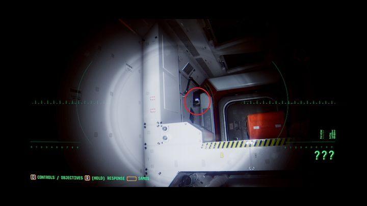 Вы окажетесь в модуле CN-02 - VI.  Вторая станция    Прохождение Наблюдения - Прохождение - Руководство по Наблюдению