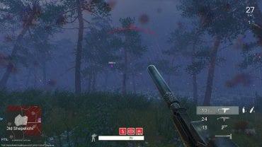 Вы можете распознать эту аномалию по красным точкам, появляющимся на вашем экране - Аномалии погоды в Fear the Wolves - Враги и аномалии - Руководство по игре Fear the Wolves