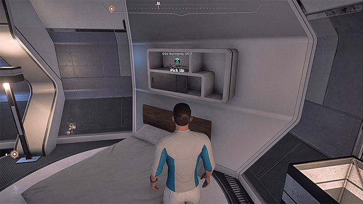 Zajrzyj do kajuty Aleca Rydera w Nexusie - Список масштабных моделей кабины капитанов в Mass Effect: Andromeda - FAQ - Часто задаваемые вопросы - Mass Effect: Руководство по игре Andromeda