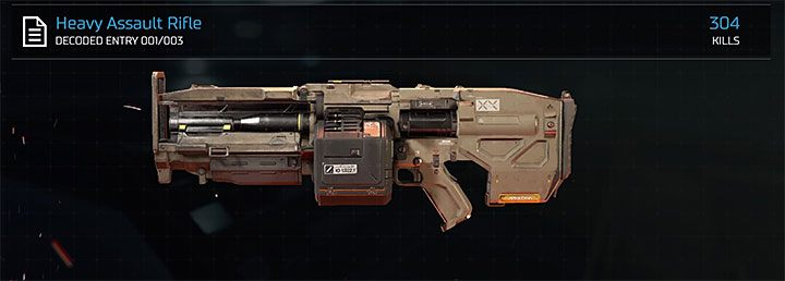 Тяжелая штурмовая винтовка - одно из наиболее часто используемых видов оружия в игре - Все оружие в Doom - Основы - Руководство по игре в Doom и прохождение игры
