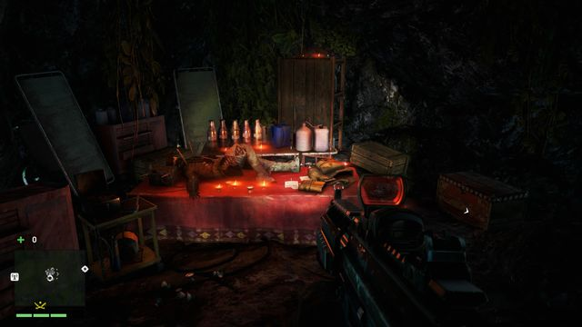 Inside a small cave, on the bed - Southern and central Kyrat - Lost Letters - Far Cry 4 - Game Guide and Walkthrough