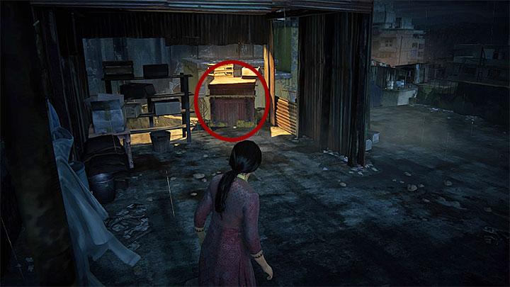 2 - 2 - Инфильтрация | Секреты - Секреты - Uncharted: Руководство по игре Lost Legacy