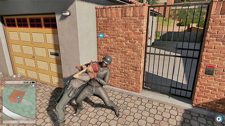 Подойдите к врагу сзади, чтобы сбить его с ног без сознания - Watch Dogs 2 Список достижений / трофеев - Основы - Руководство по игре Watch Dogs 2