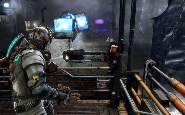 Вы окажетесь в комнате со множеством панелей - восстановите питание и отмените блокировку    Побочные миссии: CMS Greely - Побочные миссии: CMS Greely - Dead Space 3 Руководство по игре