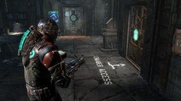 Вы окажетесь в комнате с лифтом и запертым складским помещением, которое можно открыть с помощью динамометрической планки. - Восстановите все, что пережило продувку  Побочные миссии: Службы утилизации - Побочные миссии: Службы утилизации - Dead Space 3 Game Guide