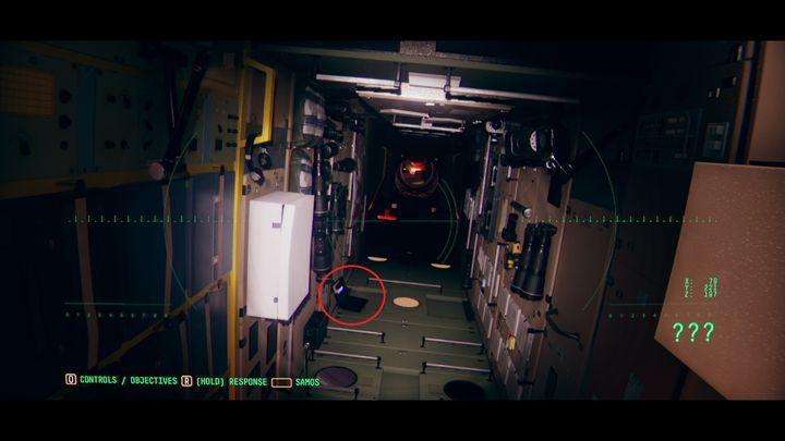 Вернитесь по тому же пути - VI.  Вторая станция    Прохождение Наблюдения - Прохождение - Руководство по Наблюдению