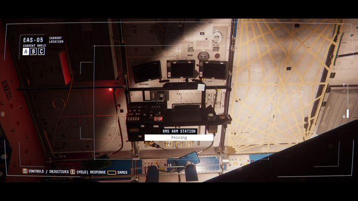 Вернитесь к карте с помощью Q и нажмите на модуль EAS-05 - I. Пробуждение    Прохождение Наблюдения - Прохождение - Руководство по Наблюдению