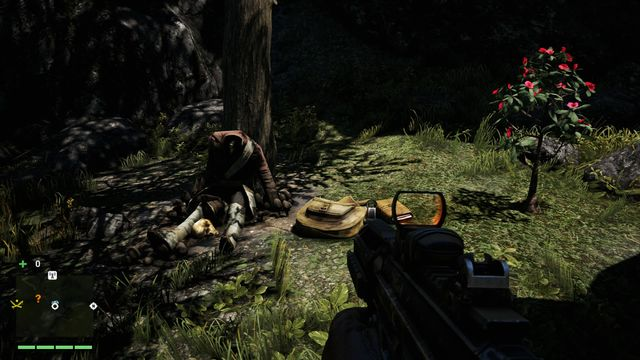 Go between the rocks, to a small valley - Southern and central Kyrat - Lost Letters - Far Cry 4 - Game Guide and Walkthrough