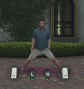 Breath in and breath out... - Yoga   Activities - Activities - Grand Theft Auto V Game Guide