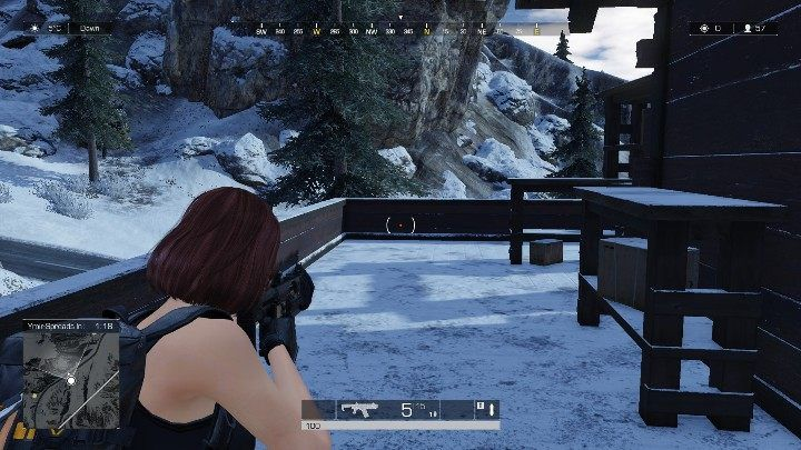 Vectos - this weapon deals enormous damage, but you will have to learn how to use it - The best weapons available in Ring of Elysium - Weapons and equipment - Ring of Elysium Guide and Tips