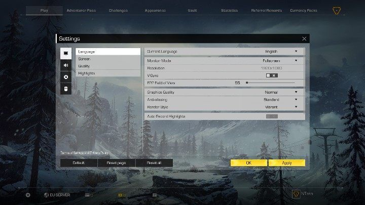 1 - How to change Ring of Elysium language? - FAQ - Ring of Elysium Guide and Tips