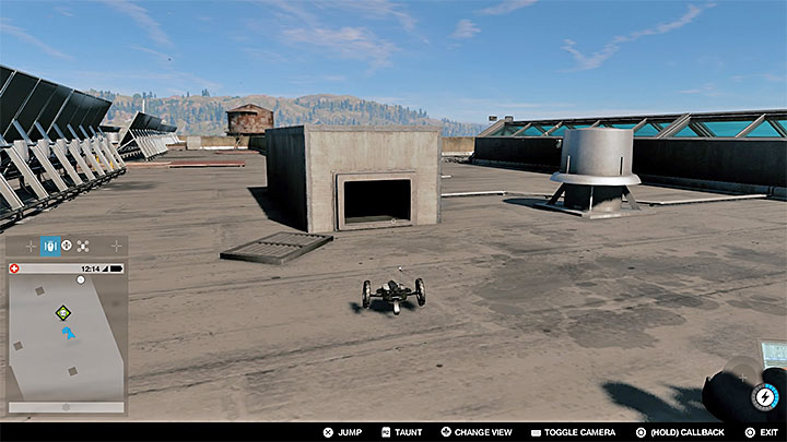 Key Data is behind one of the walls in the main building of the prison - Key data - locations from 1 to 12 - Collectibles - Watch Dogs 2 Game Guide