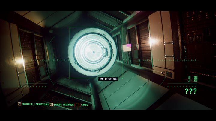 Внутри вы найдете тело Эммы - VI.  Вторая станция    Прохождение Наблюдения - Прохождение - Руководство по Наблюдению