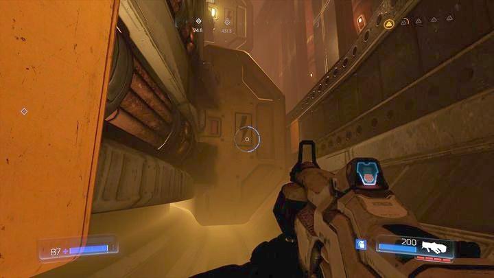 Orangeguy - Серебряная Энергетическая Башня |  Секреты - Секреты - Руководство по игре в Doom и прохождение