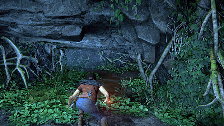 2 - Secrets in The Gatekeeper chapter | Secrets - Secrets - Uncharted: The Lost Legacy Game Guide