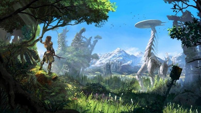 Самые красивые игры на PS4