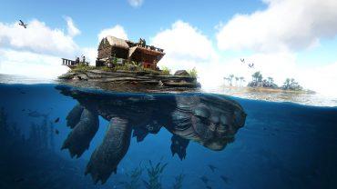 Лучшие моды для Ark: Survival Evolved