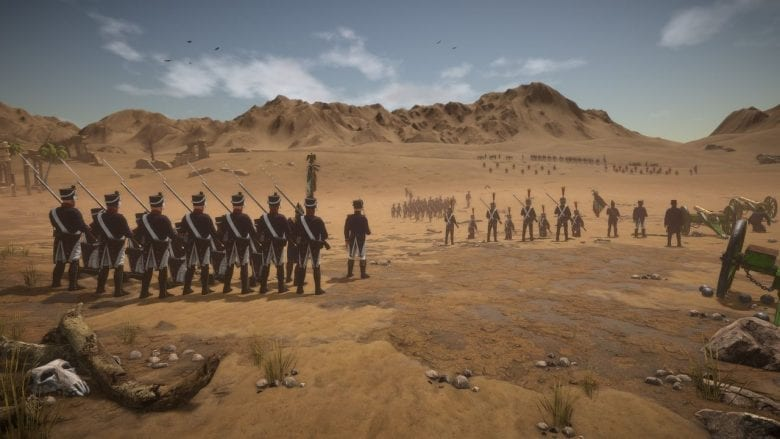 Лучшие игры о Наполеоновских войнах