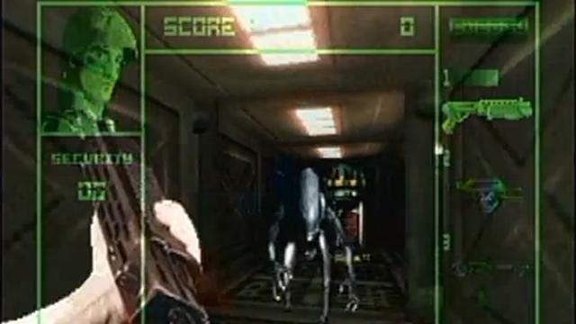 Alien vs. Predator (Jaguar)