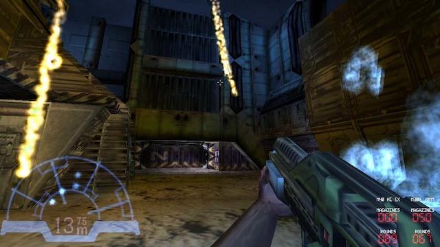 Aliens vs. Predator (2000)