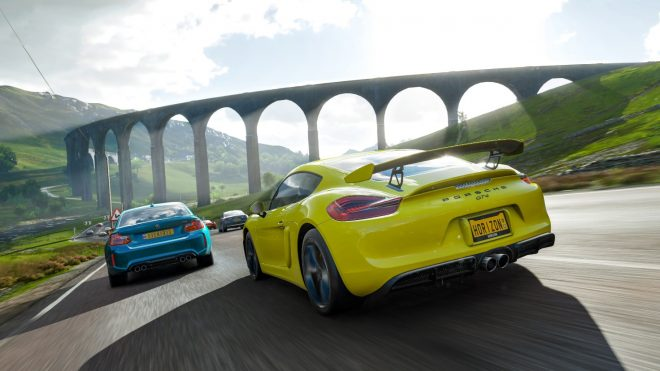 Игры серии Forza Horizon