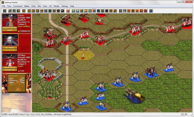 Серия JTS Napoleonic Battles
