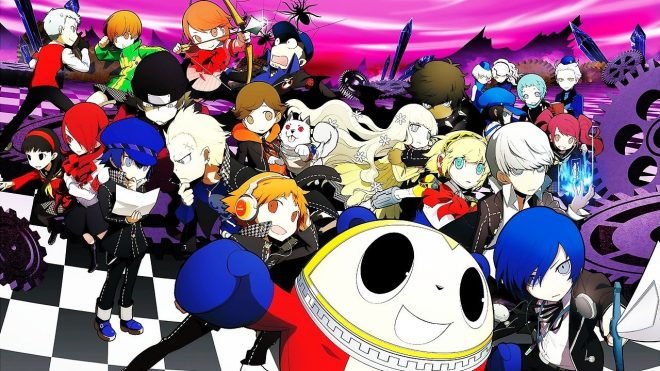 Persona Q: Shadow of the Labyrinth (2014)