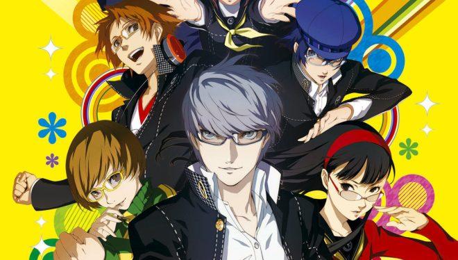 Shin Megami Tensei: Persona 4 (2008)