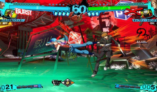 Persona 4 Arena/Arena Ultimax (2012/2013)