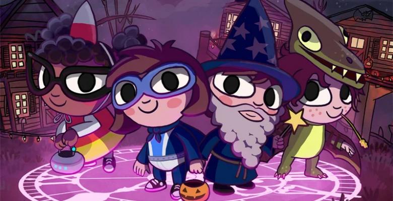 Лучшие игры про Хэллоуин