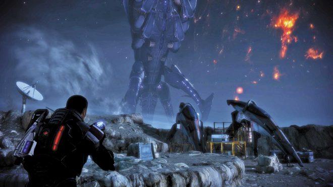 Серия Mass Effect