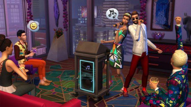 Серия The Sims