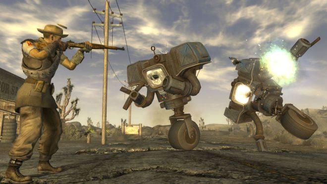 Серия Fallout