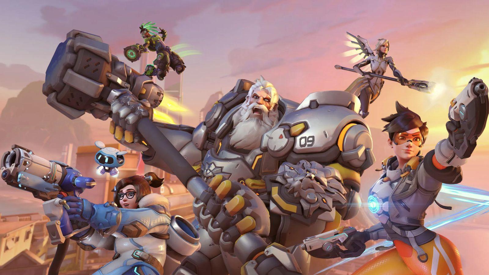 Руководитель разработки Overwatch 2 объяснил различия между оригинальной игрой и сиквелом