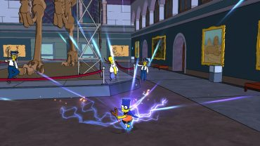 Лучшие игры про Симпсонов